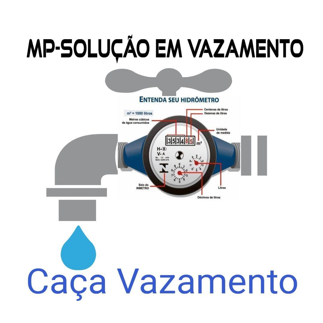 Caça Vazamento | Encanador e uso de Geofone em Maringa